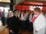 Jubileumviering met De Diane en het diner in De Delft - 10 april
