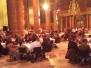 Optreden bij het Laurentius diner in de Laurenskerk in Rotterdam - 28 oktober