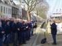 Optreden bij Museum Vlaardingen, opening tentoonstelling Haringkoppen Verbinden