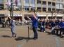 Optreden in winkelcentrum de Loper - 6-mei