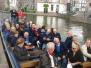 Seizoen afsluiting 2010-2011 in Schiedam op de fluisterboot en in het Jenevermuseum - juni