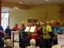Smarties zingen in Frankenland met eerste openbare optreden nieuwe dirigent